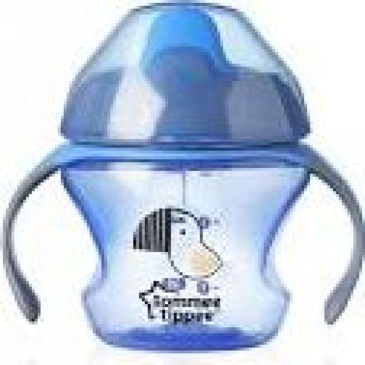 Tommee Tippee Netekoucí hrnek 150ml Explora First Cup Modrá