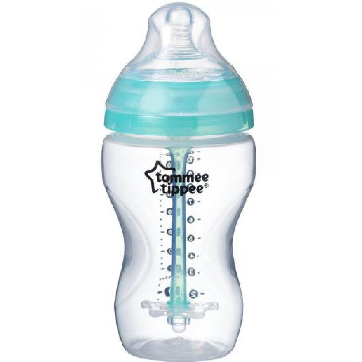 Tommee Tippee Dojčenská fľaša C2N Anti-Colic 340ml 3m +