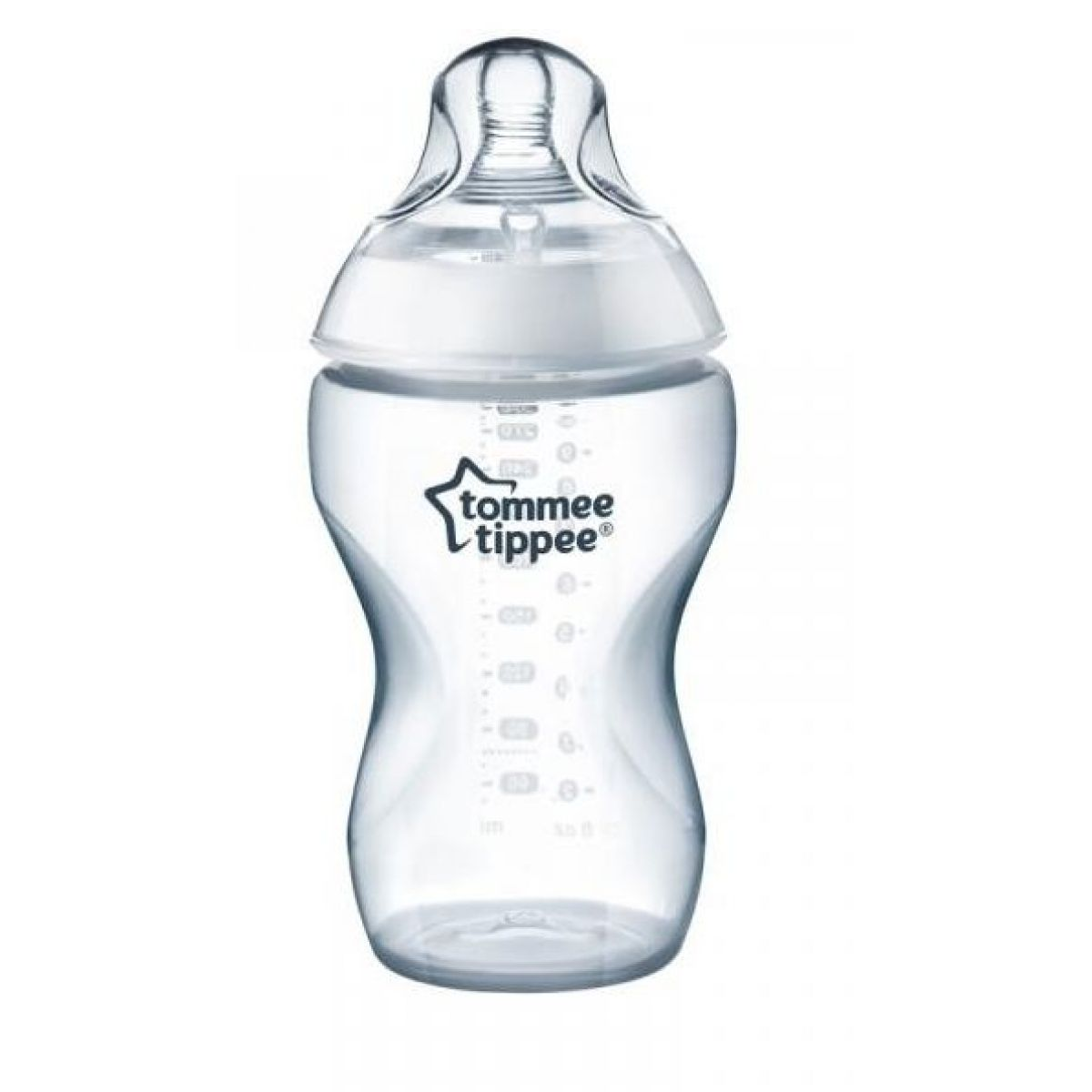 Tommee Tippee Dojčenská fľaša C2N hustá strava 340ml 6m +