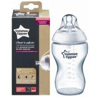 Tommee Tippee Dojčenská fľaša C2N hustá strava 340ml 6m + 3