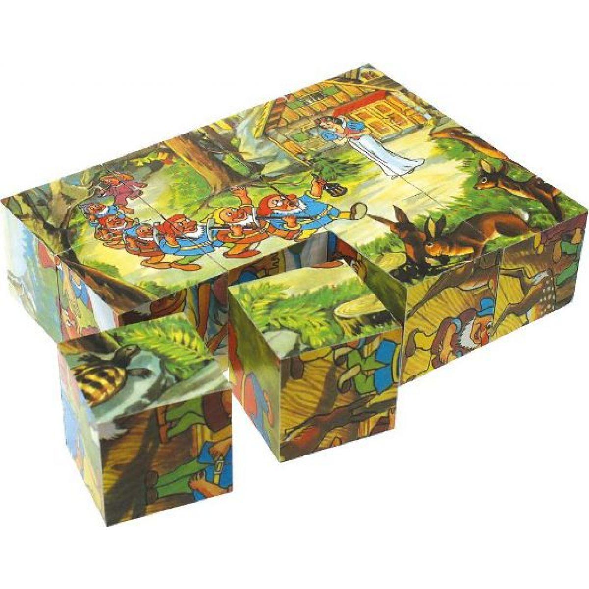 Topa kocky Snehulienka v krabičke