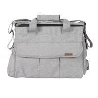Topmark Care přebalovací taška světle šedá
