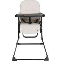Topmark Lucky jídelní židle šedo-béžová