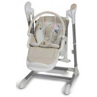 Topmark Xavi jídelní židle a houpačka 2 v 1 béžová - Poškozený obal 3