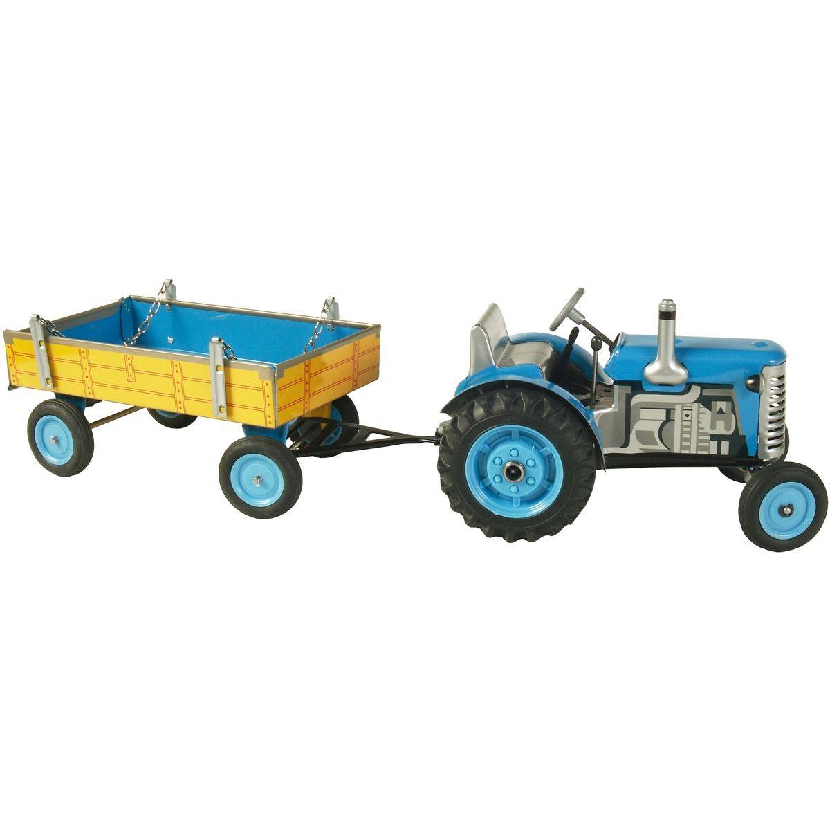 Kovap Traktor a valník Modrá