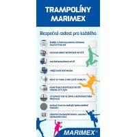 Trampolína Marimex 457 cm 5