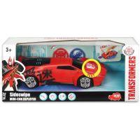 Dickie Transformers Sideswipe Strieľajúci 3114004 2