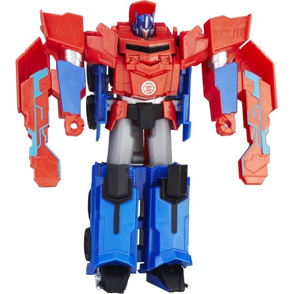 Transformers RID transformácie v 3 krokoch - Optimus Prime