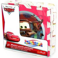Trefl Cars Pěnové puzzle 8ks 5
