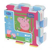 Trefl Penové puzzle Peppa Pig 2