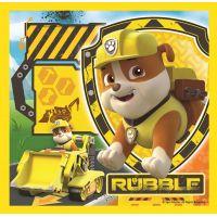 Trefl Puzzle 3 v 1  Tlapková Patrola Marshall, Rubble a Chase 2