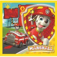 Trefl Puzzle 3 v 1  Tlapková Patrola Marshall, Rubble a Chase 3