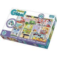 Trefl Puzzle Město Gigantic 12 ks