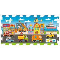 Trefl Puzzle penové Dopravné prostriedky