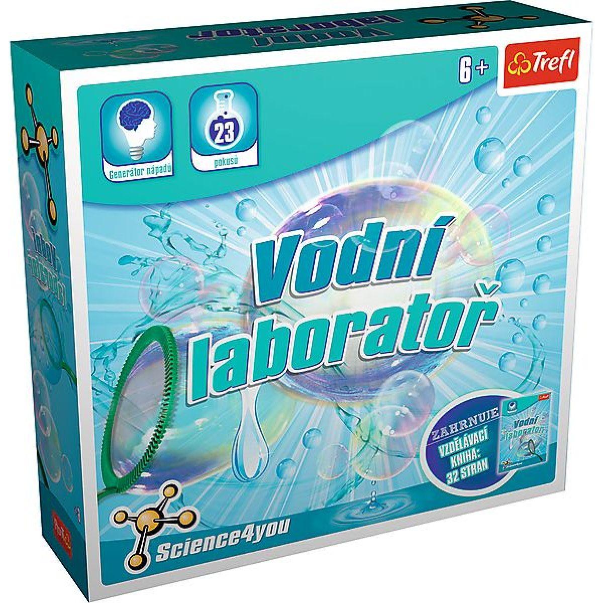 Trefl Vodní laboratoř Science 4 you