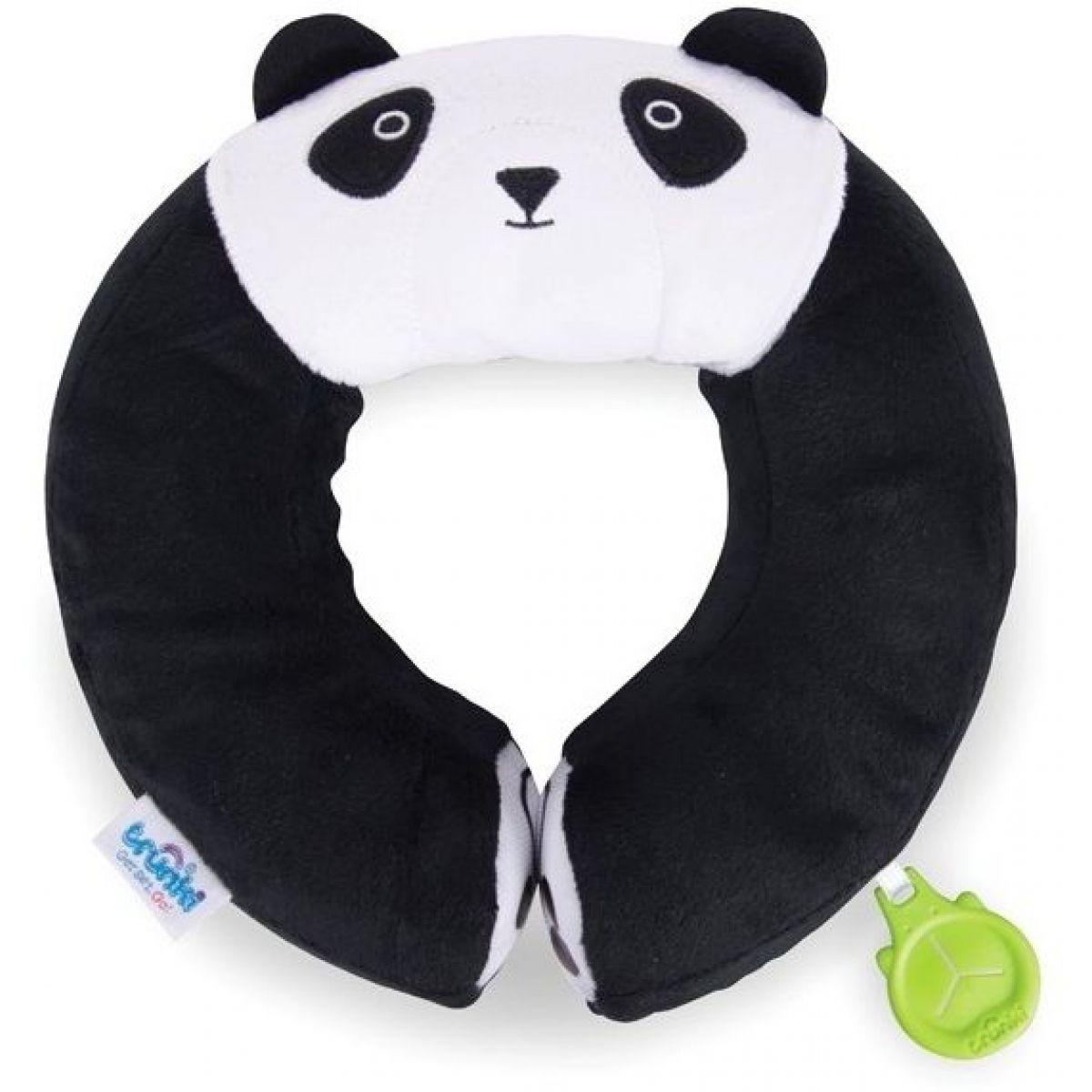 Trunki Cestovný vankúšik Panda
