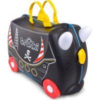TRUNKI - Cestovný kufrík TRUNKI - Pirát PEDRO