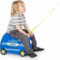 Trunki Kufřík odrážadlo policajné auto Percy 3