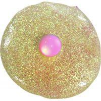 Ultra Plastelína 80g s led světlem žlutá 3