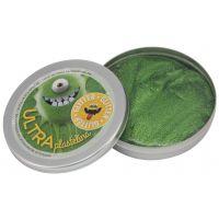 Ultra Plastelína Glitter Zelená 2
