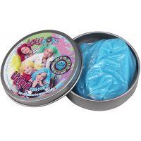 Ultra Plastelína Lollipopz, svítící ve tmě, 50 g modrá