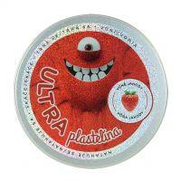 EP Line Ultra Plastelína s vôňou a glitrami 50 g 5