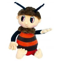 Mikro Včelí medvídek Brumda 29 cm plyšový s písničkami
