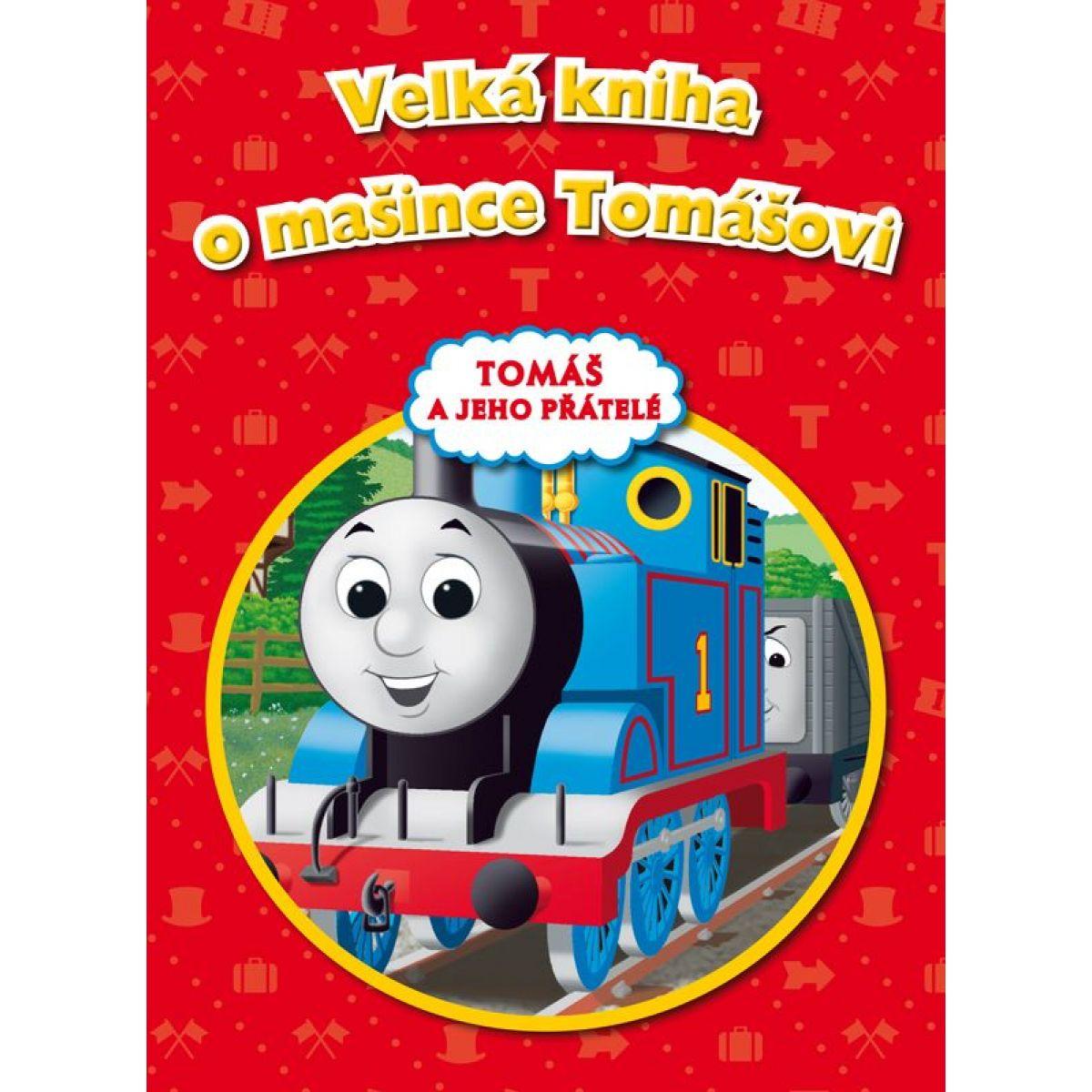 Veľká kniha o mašince Tomášovi