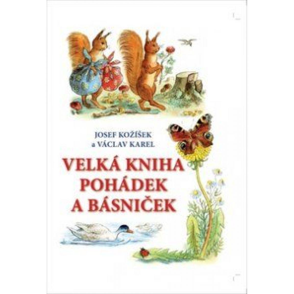 Veľká kniha rozprávok a básničiek