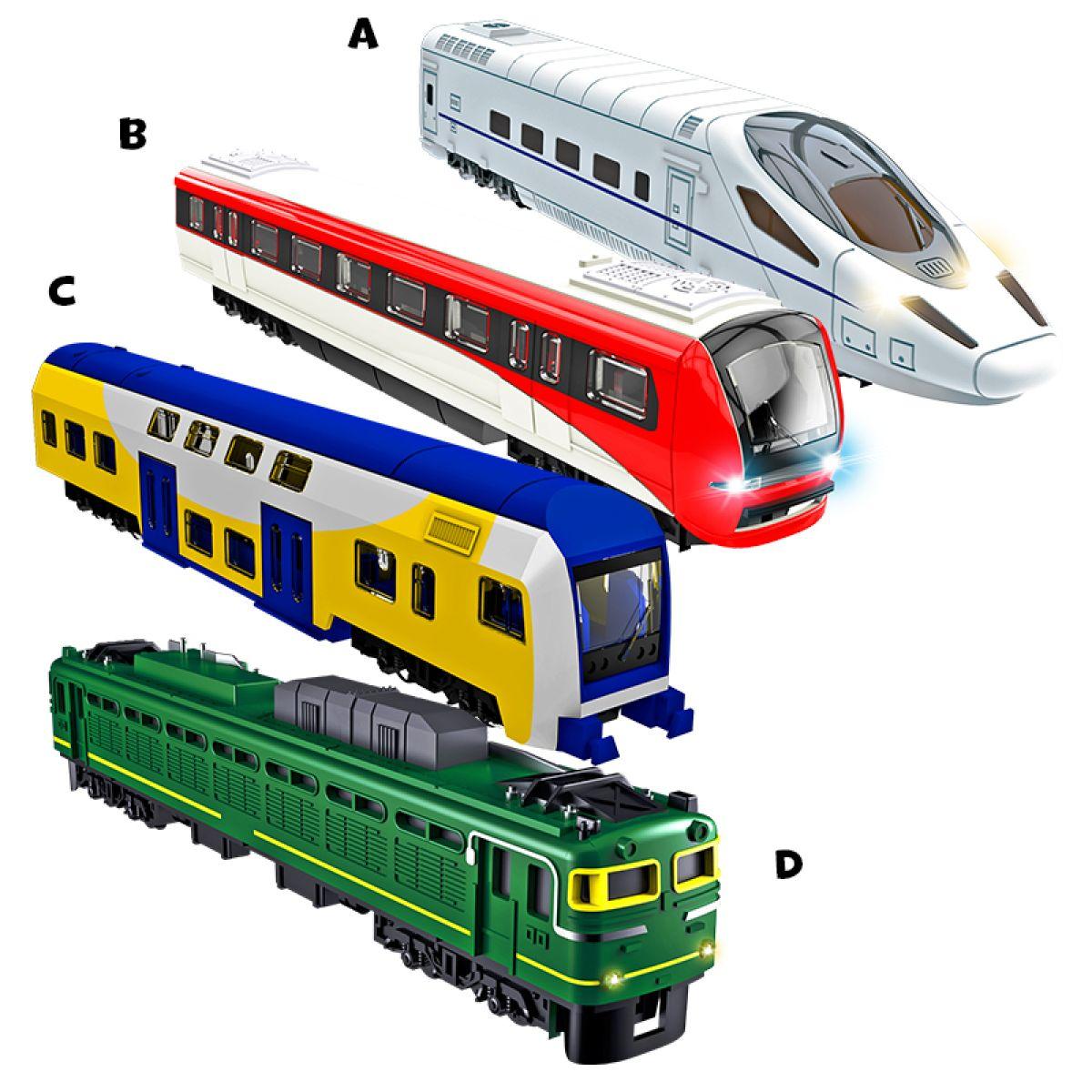 Robocarz Vlak