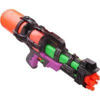 Vodní pistole 46 cm oranžová nádrž
