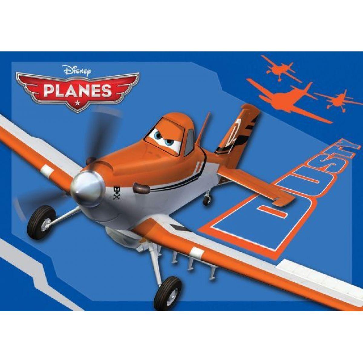 Vopi Detský koberec Disney Planes 1 Dusty 95 x 133 cm