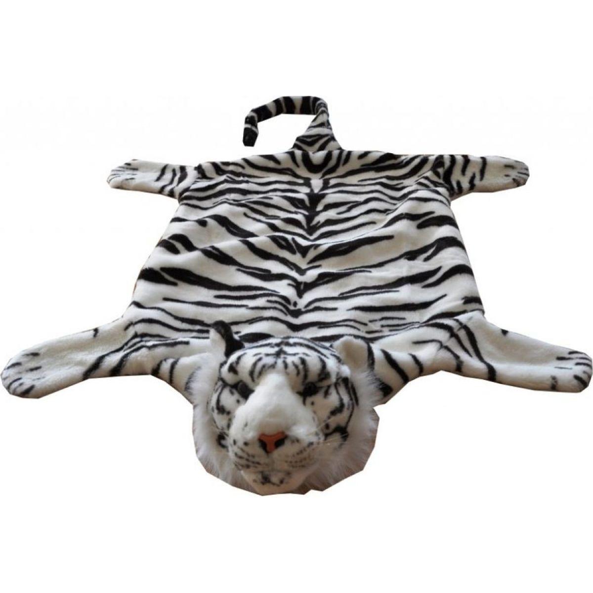 Vopi Tygr 3D bílý