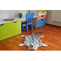 Vopi Tygr 3D bílý 5