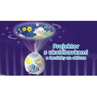 VTech Projektor s uspávankami a barančekmi na oblohe SK 4