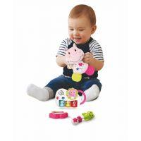Vtech Prvý darček pre bábätko CZ ružový 3