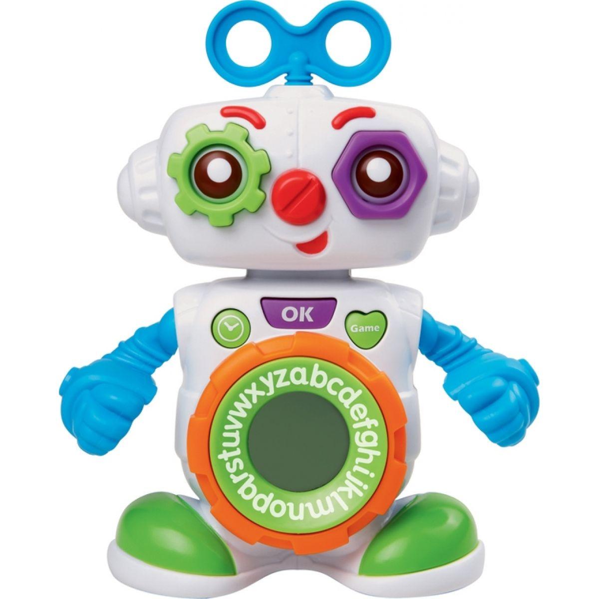 VTech Robot Kubík pre najmenších CZ