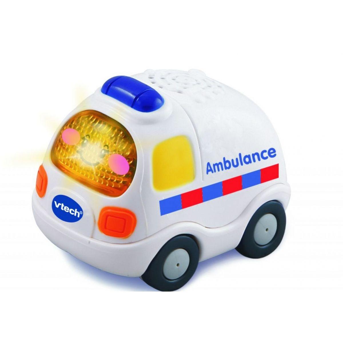Vtech Tut Tut Ambulancia CZ
