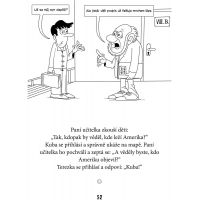 Vtipy pre deti 2 Mirek Vostrý ilustrácie 4