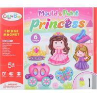 Výroba magnetov princeznej