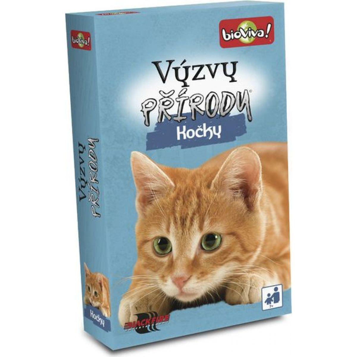 Bioviva! Výzvy Přírody: Kočky