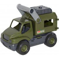 Wader Auto Cons Truck furgon vojenské