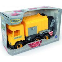 Wader Auto middle Truck smetiarske auto 3