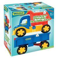 Wader Gigant Truck s vlečkou 3