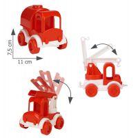 Wader Kid Cars 3D Hasici 1,3 m 2