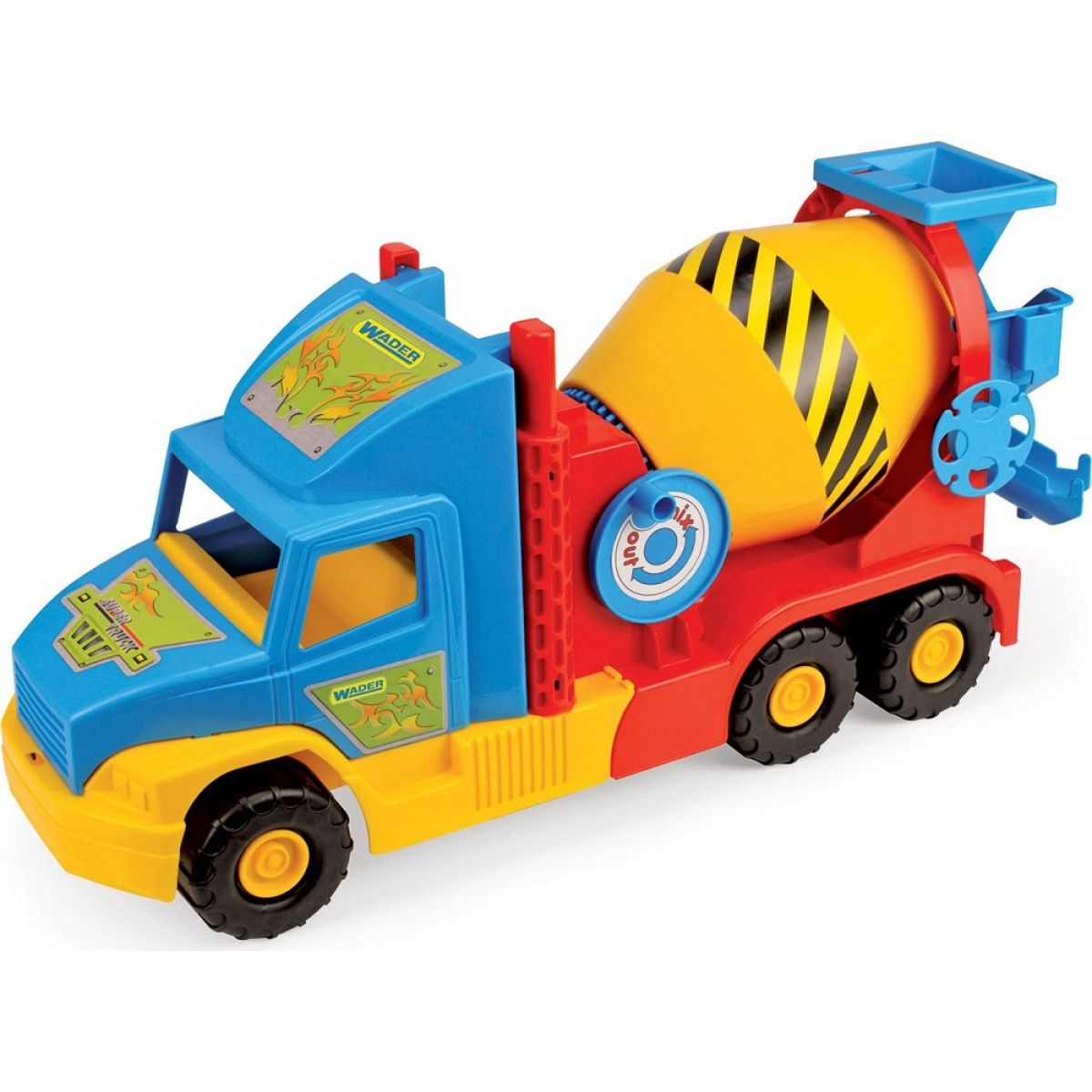 Wader Super Truck domiešavač