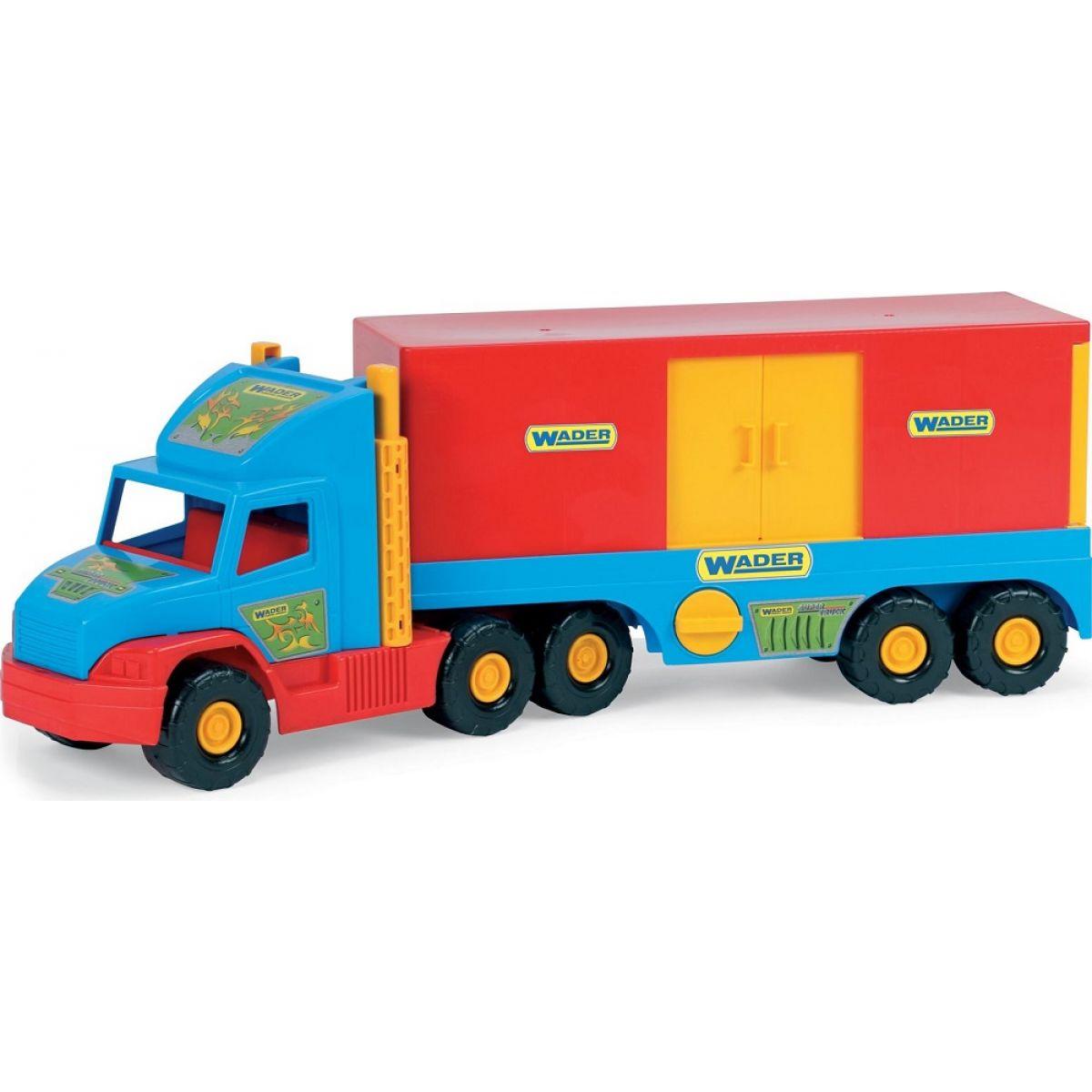 WADER 36510 - Auto Super Truck - náves