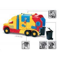 Wader 36580 Super Truck Smetiarske auto 3