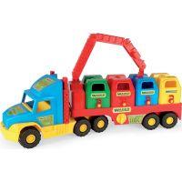 Wader 36530 Auto Super Truck popelářský vůz 2
