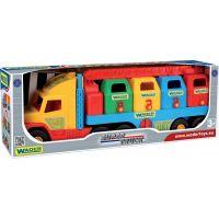 Wader 36530 Auto Super Truck popelářský vůz 4